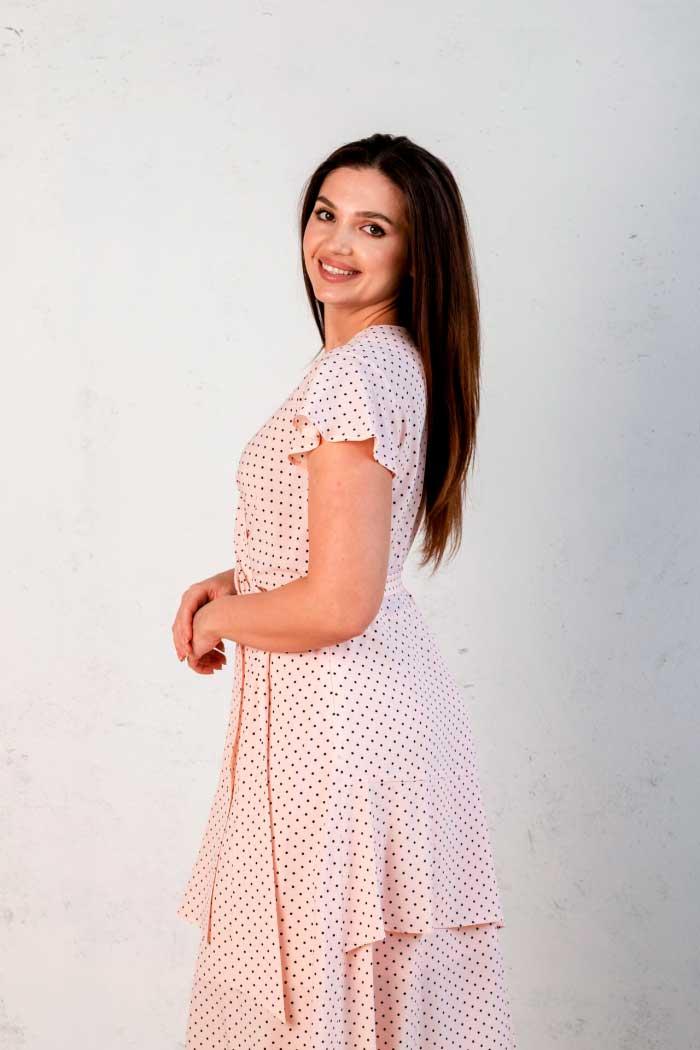 Платье 449-7