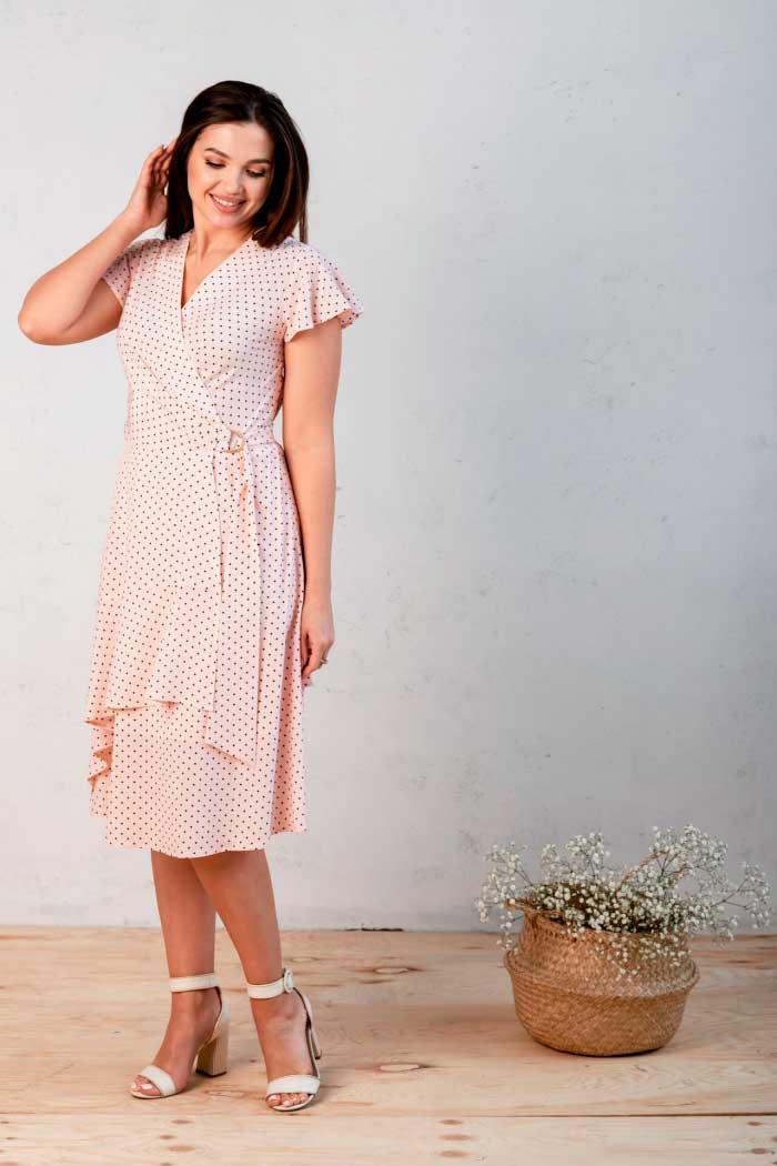 Платье 449-8