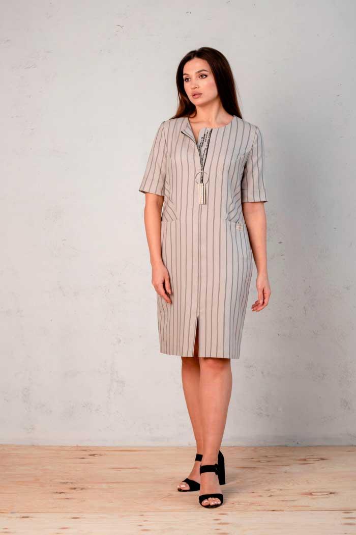 Платье Angelina светлое 521-1