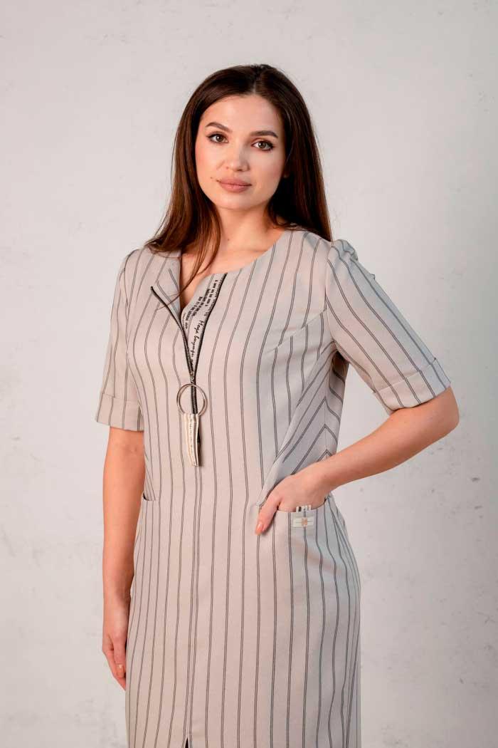 Платье Angelina светлое 521-2