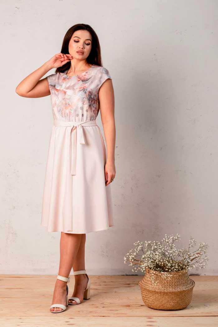 Платье 359-3