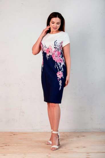 Платье 650-4 Angelina