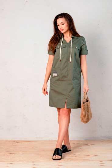 Платье 662-3