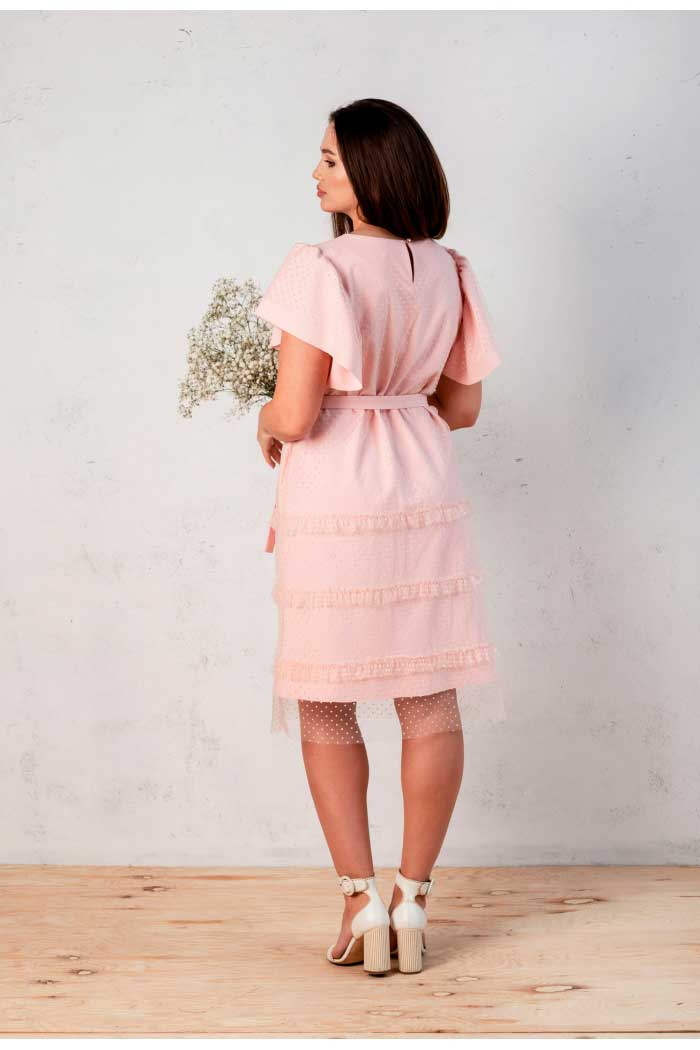 Платье 655