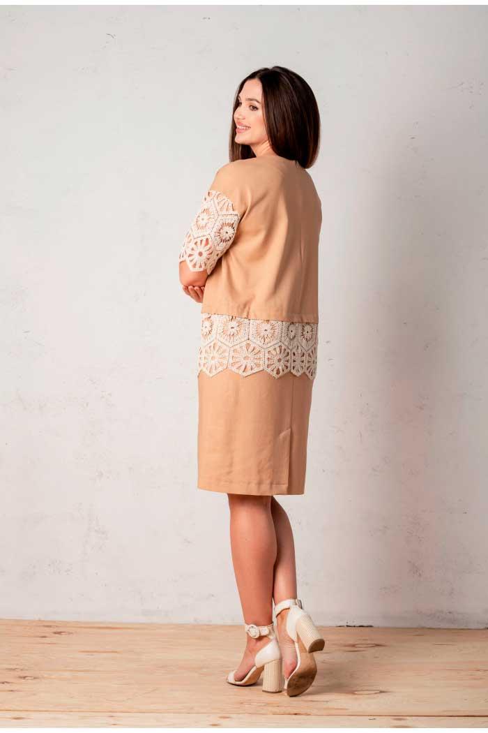 Платье 661