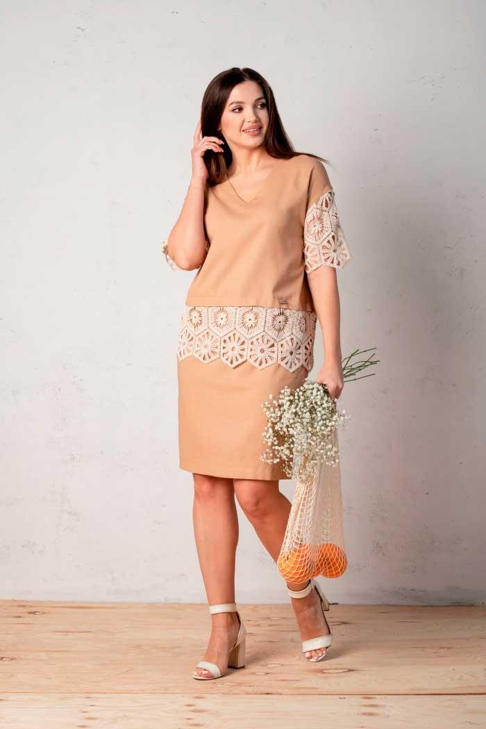 Платье Angelina 661-3