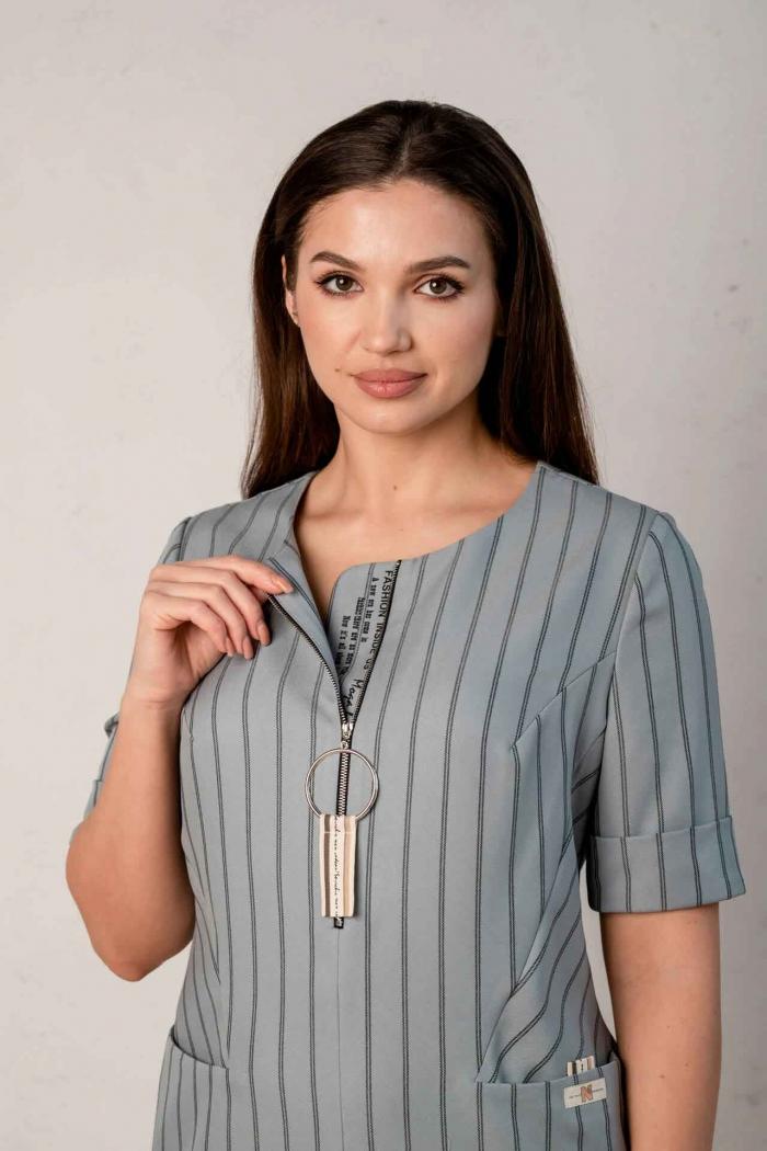 Платье Angelina светлое 521-3