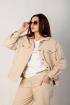 костюм Angelina песочный 649-5
