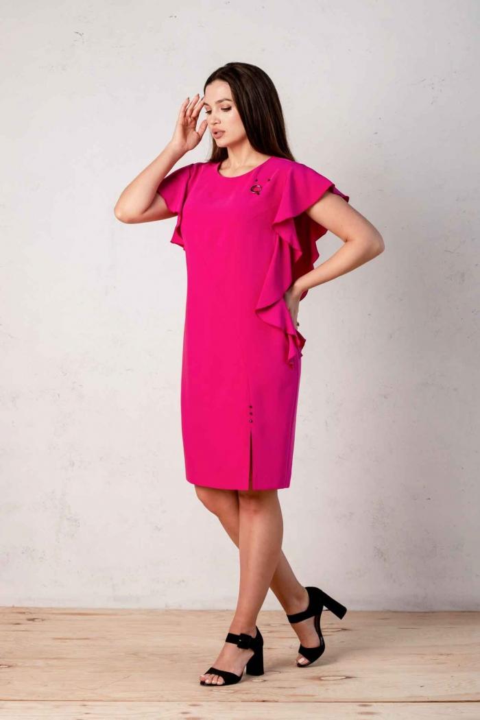 Платье Angelina цвет фуксия 528-2