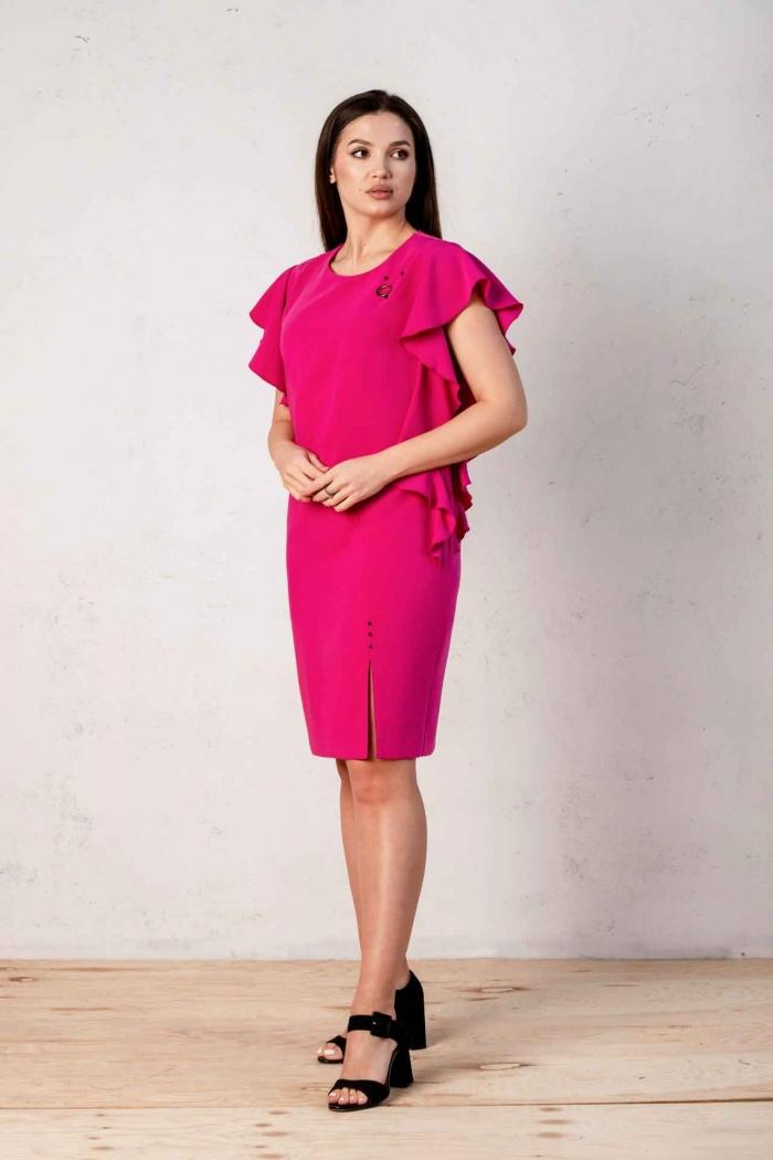 Платье Angelina цвет фуксия 528-3