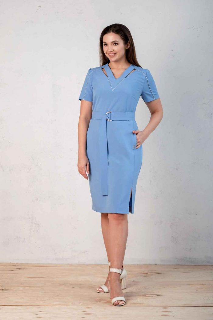 Платье 651-7