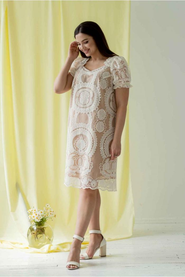 """Платье """"Angelina"""" 672-3"""