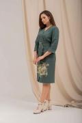"""Платье """"Angelina"""" 679 (темное)"""